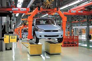 Правительственная программа по реабилитации отечественного автопроизводства