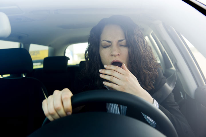 Как бороться со сном за рулём