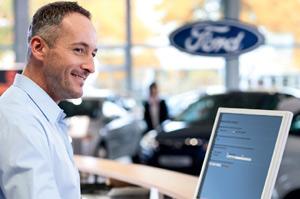 Компания Ford решила перевести сервисные книжки в электронный формат