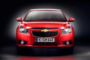 Презентация нового бюджетного Chevrolet Cobalt