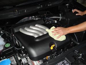 Мойка двигателя автомобиля своими руками