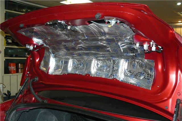 Как улучшить шумоизоляцию в автомобиле