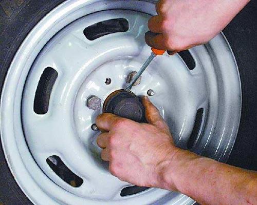 Эффективные методы предотвращения кражи колёс