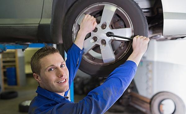 Балансировка колёс автомобиля