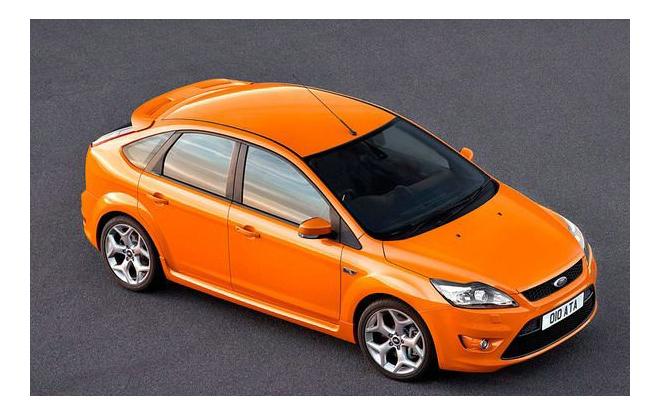 Fordпорадует нас новым Focus ST