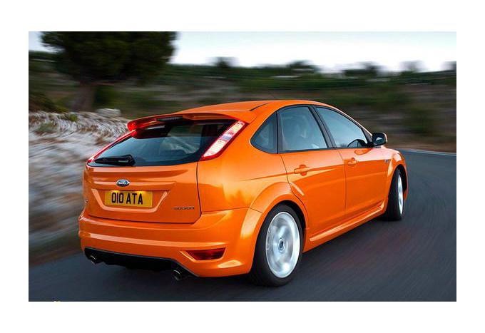 Ford выпустит новый Focus ST