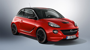 Opel Adam: немецкая малышка с характером седана