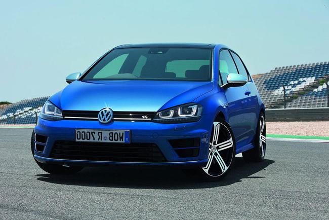 Volkswagen Golf-R - это бешеная скорость в классическом исполнении
