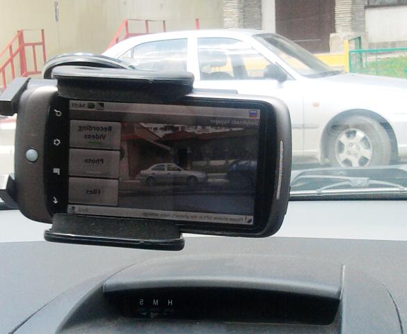 видеорегистратор андроид DailyRoads Voyager