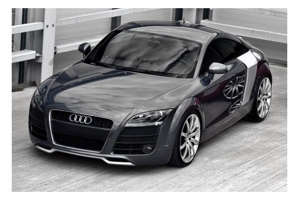 Audi TT этого года выпуска