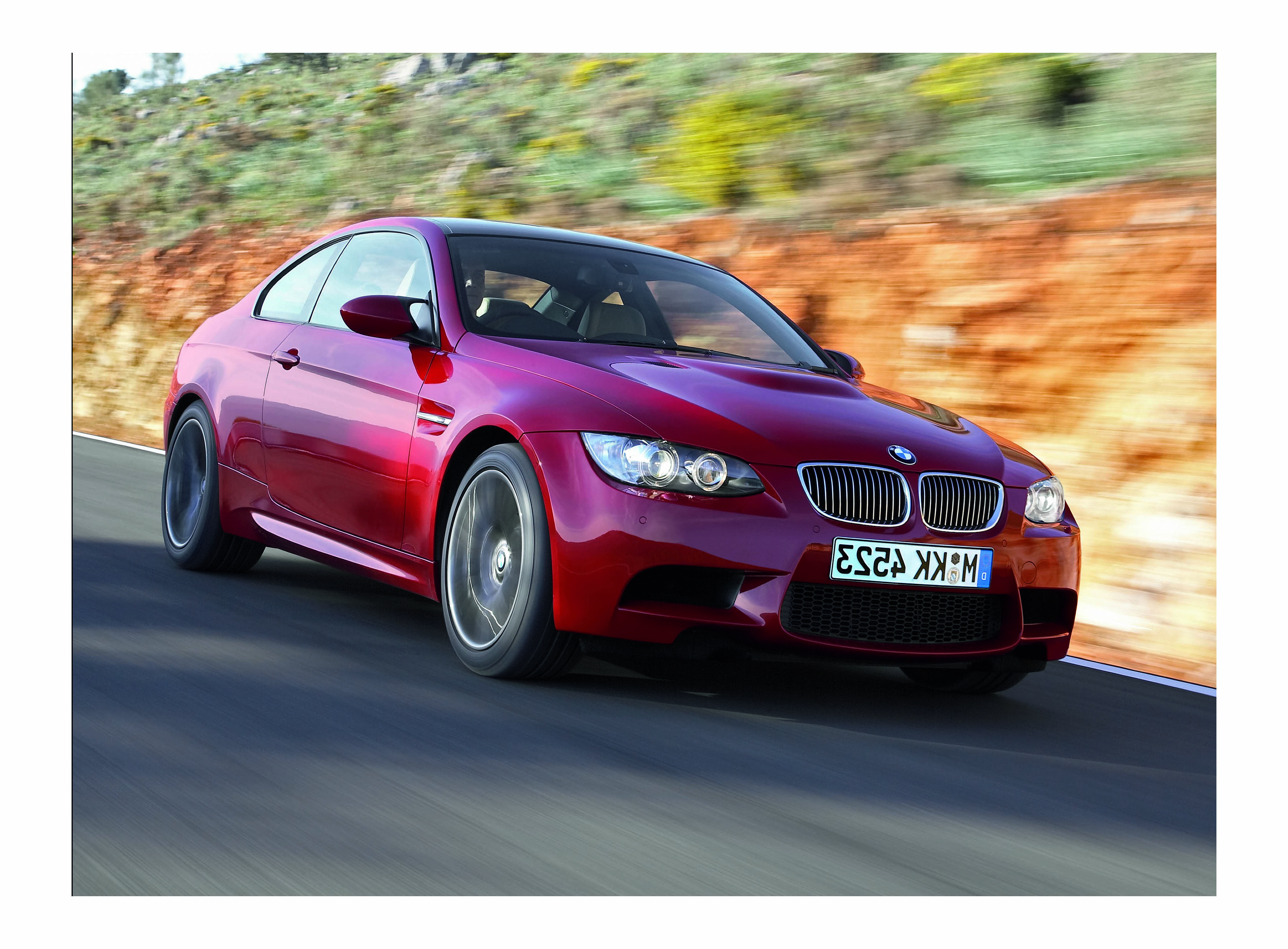 Новая BMW M3