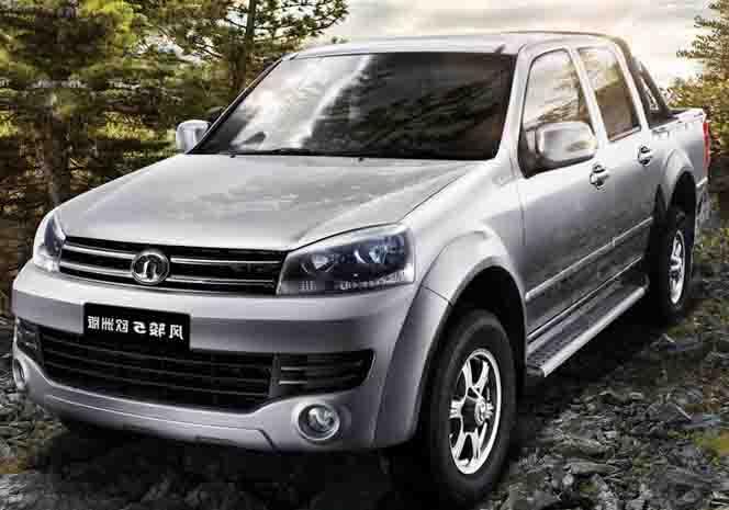 Китайская Great Wall Motors Ltd обновляет линейку своих внедорожников Wingle