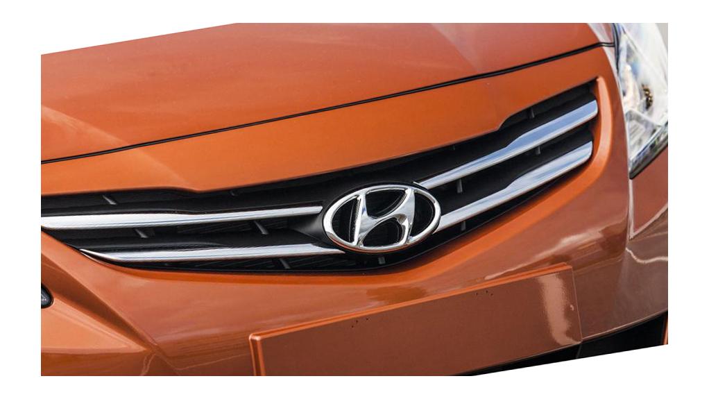 Компания Hyundai обновила Hyundai Solaris в 2014 году.