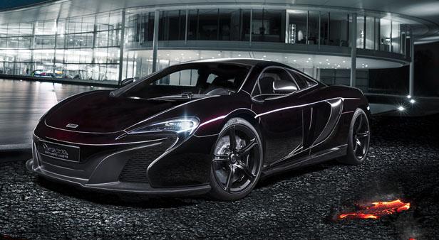 McLaren в 2014 году представил новую разработку спорткара 650S