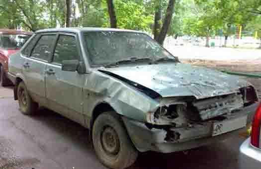 Москва избавляется от автомобильного хлама