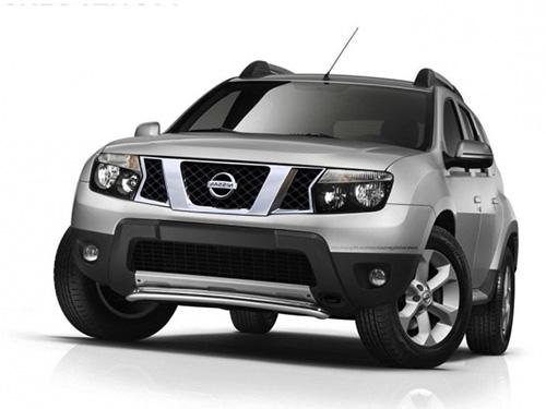 Nissan Terrano 2014 года уже в продаже в России