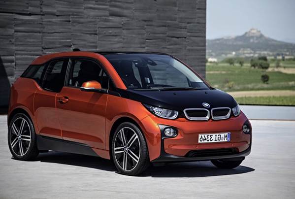 Новые разработки BMW 2014