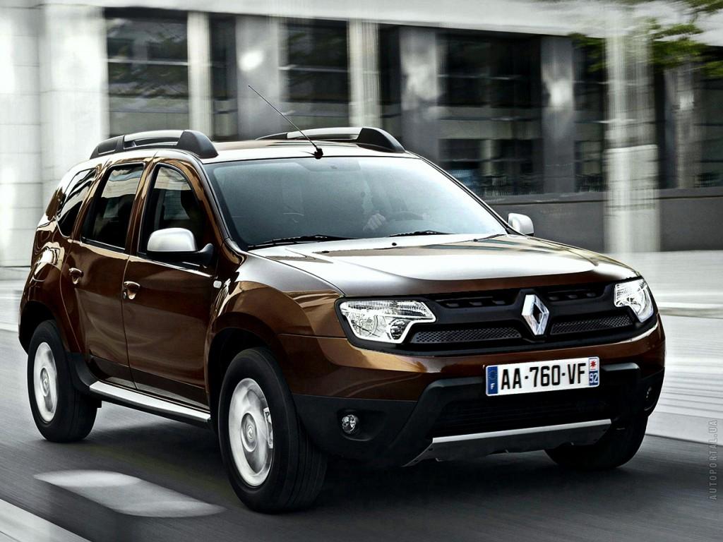 Renault Duster – бюджетный  кроссовер на российских дорогах