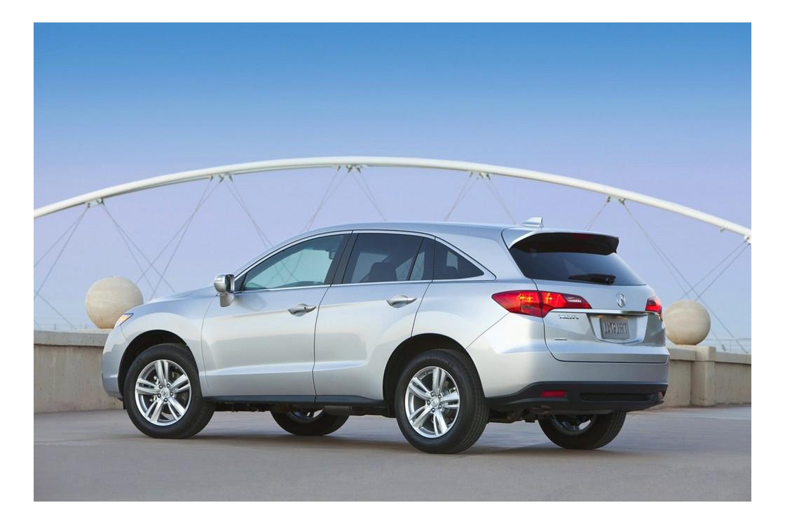 новинка 2014 - Acura RDX