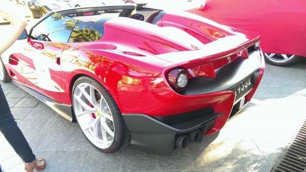 Special Projects от Ferrari стоимостью 4,2 миллиона американских долларов