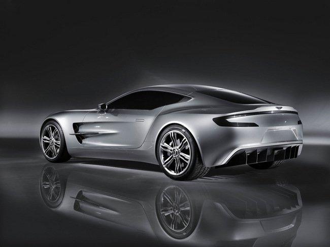 Aston Martin One-77 - вошел в топ-5 самых дорогостоящих авто 2014 года