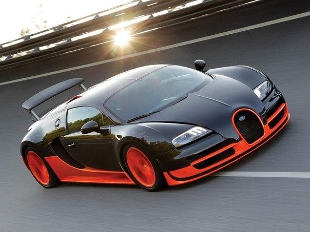 Bugatti Veyron Super Sport - снова в  топ-5 самых дорогостоящих машин