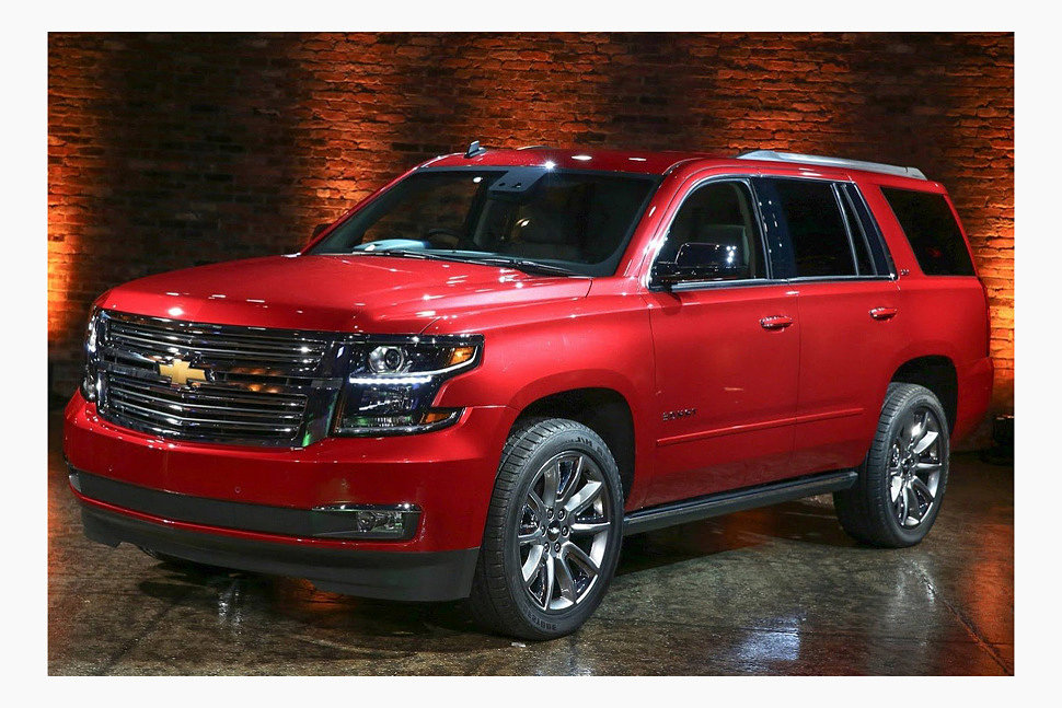 Chevrolet Tahoe падает в цене