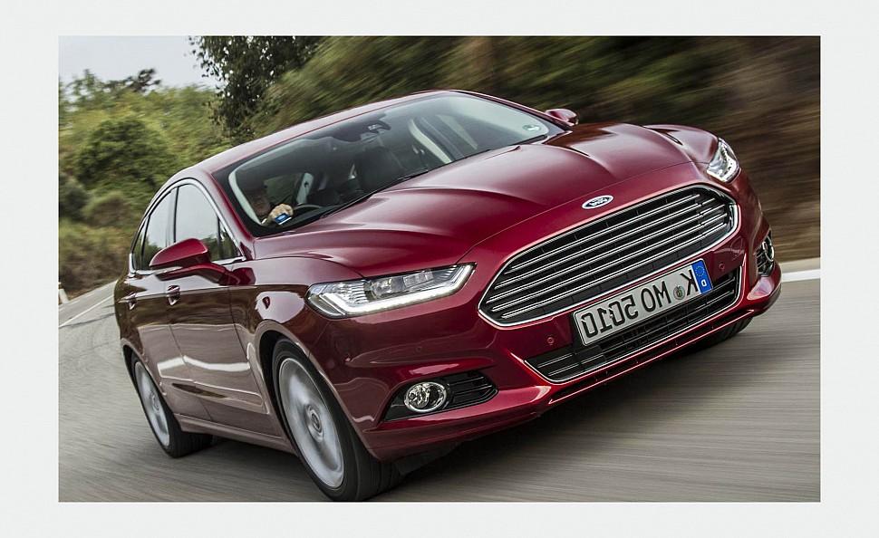 нового Ford Mondeo в России