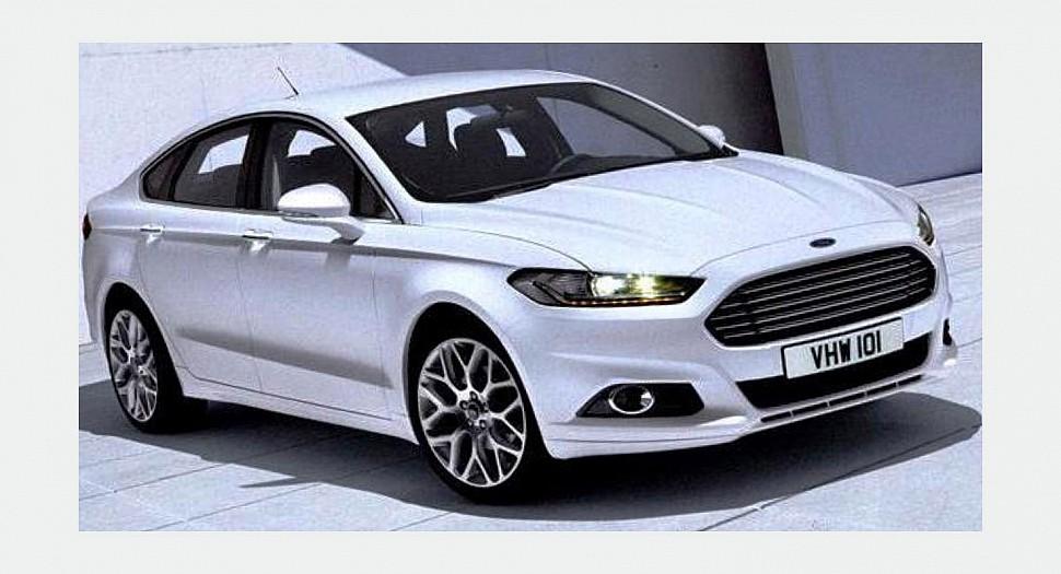 Ford Mondeo в России