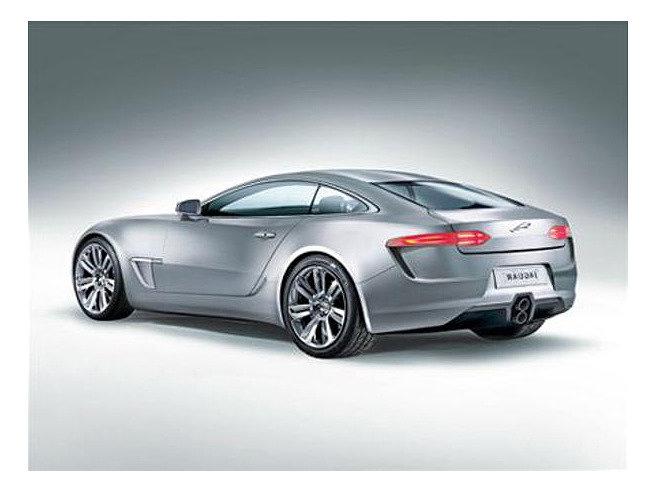 Новый Jaguar XE 2014