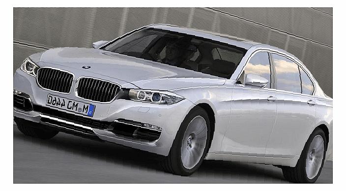Выпущена новая модель BMW 7-й серии, оснащенная пакетом M Sport