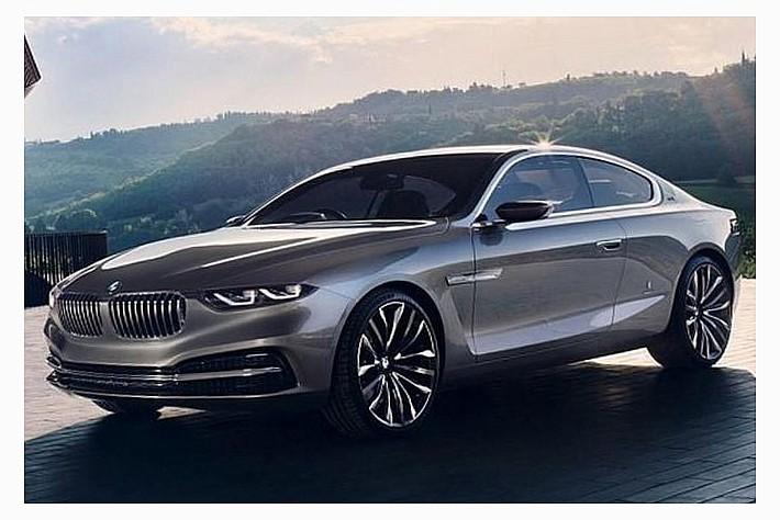 новая BMW 7-й серии, оснащенная пакетом M Sport