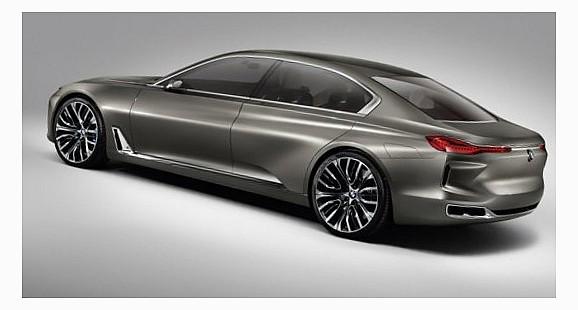 новейшая BMW 7-й серии