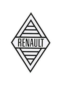 Старый логотип Рено