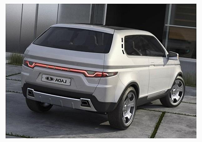 Автоваз готовит к выпуску новую версию Нивы