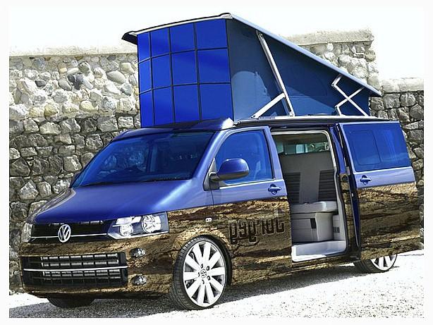 California от Volkswagen 2015 выходит