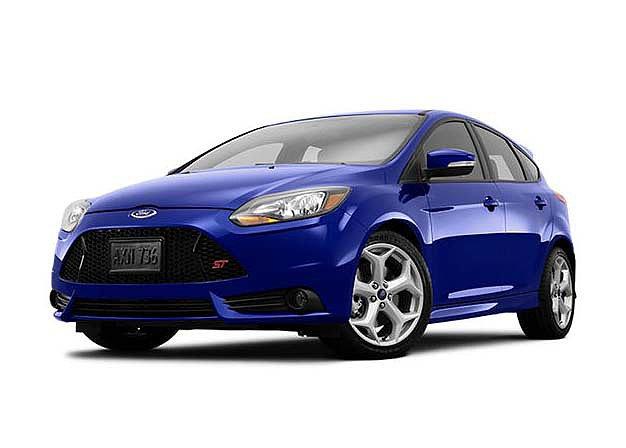 Новый Форд Фокус ST 2014года