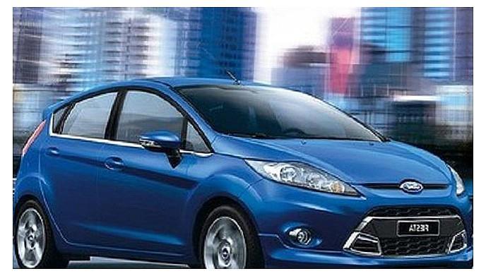 Новый Ford Fiesta 2015