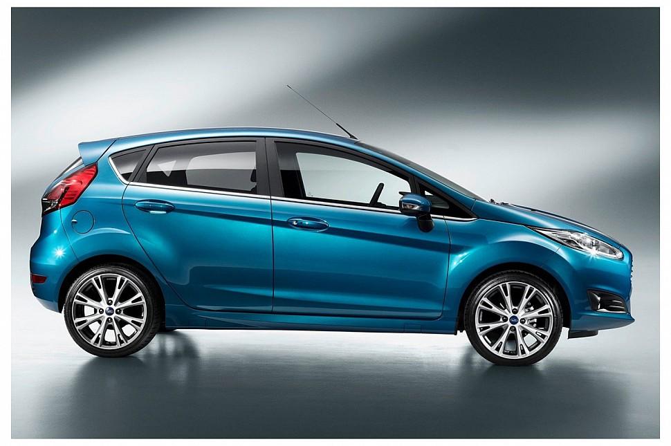 Новый Ford Fiesta готовится к выпуску