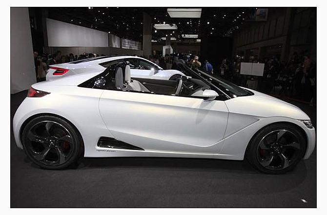 Honda s2000 2015