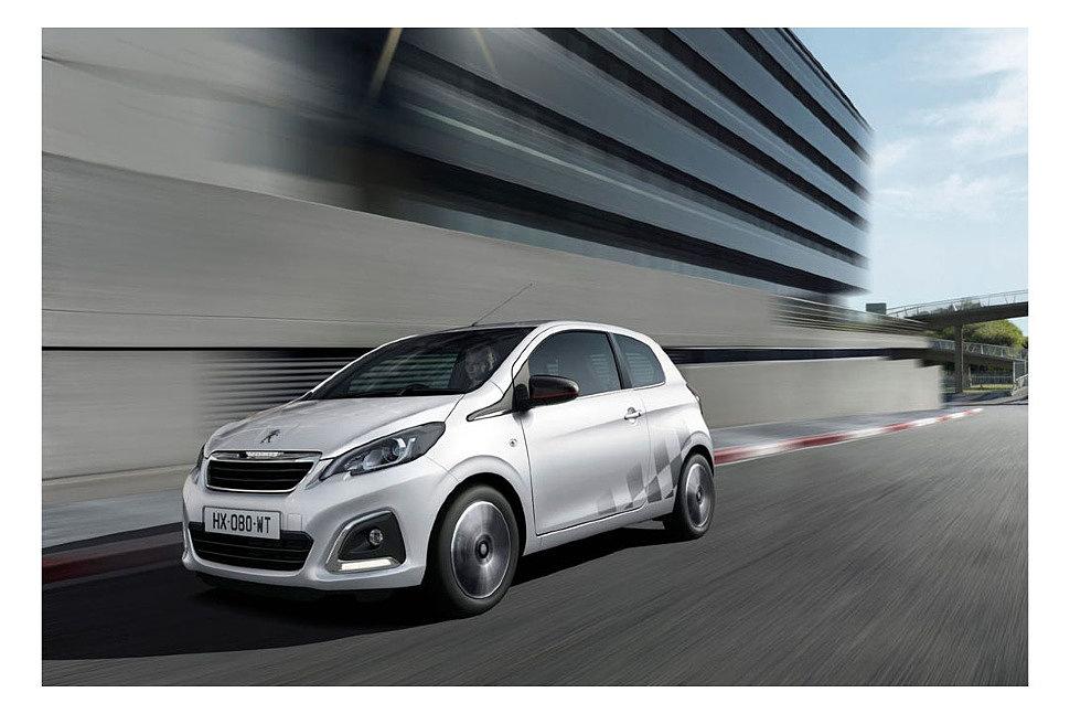 В 2014 году состоится презентация Peugeot 108