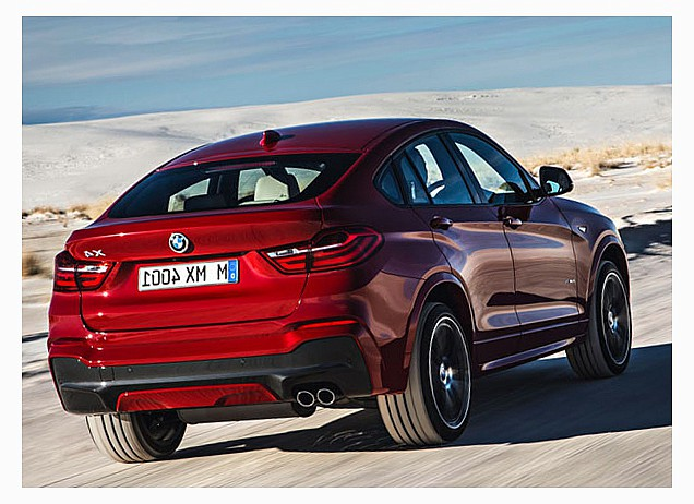 новейший BMW X4