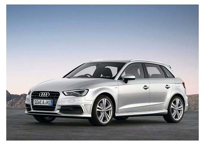 Audi в 2014 году представила новинку Audi А3 +