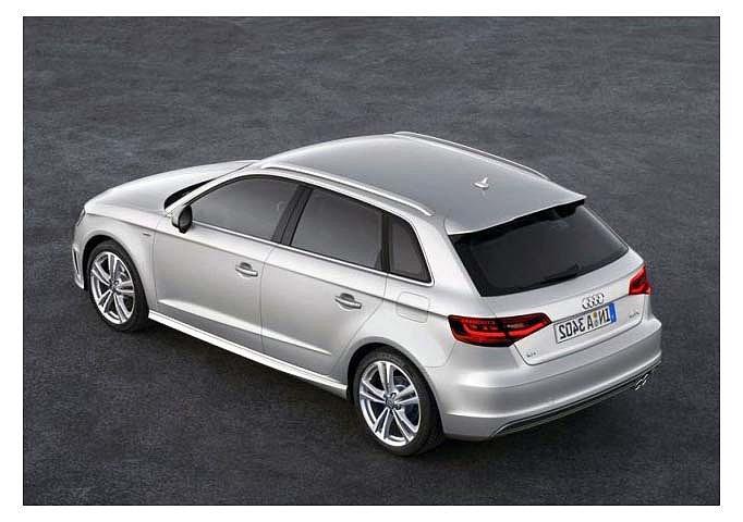Audi в 2014 Audi А3