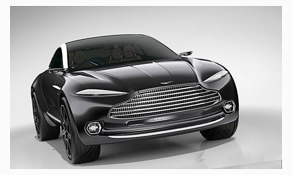 Американские кроссоверы от Aston Martin