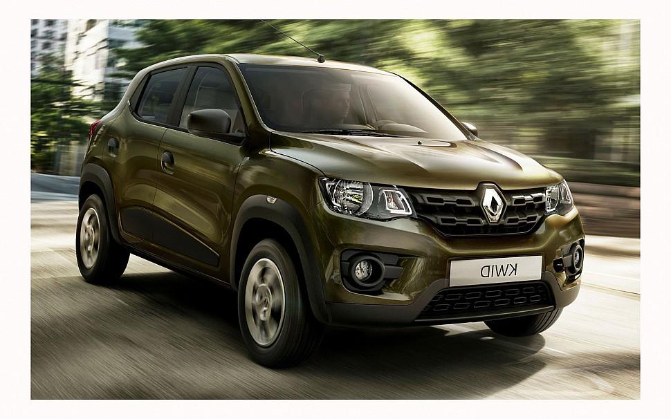 Бюджетная модель Renault Kwid может выйти на рынок Европы