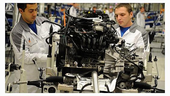 Компанией Sollers открыт индустриальный парк УАЗ