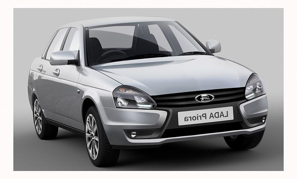 Lada Priora 2016 обещает быть еще дешевле