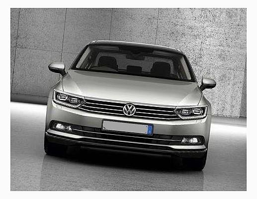 выход в России нового VW Passat