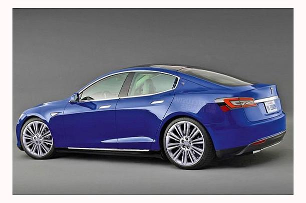 Tesla покажет свой электрический седан уже этой весной